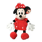 30cm Mickey Mouse Minnie Donald Duck Daisy Plush Toys Cute Goofy Dog 7 Styles