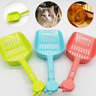 EP_ Pet Dog Cat Litter Tray Spoon Waste Scooper Poop Shovel Cleaning Tool Fashio