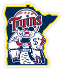 Minnesota Twins Baseball Sticker Decal for Cornhole Car Pick a size on Ebay