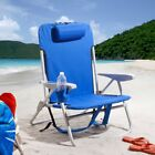 Best Beach Chairs For Kids - Rio Extra Wide Backpack Beach Chair Review