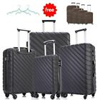 Best Suitcases - 1/3/4/5Pcs Travel Luggage Set Bag Trolley Spinner Suitcase Review