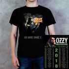 Ozzy Osbourne No More Tours 2 North American 2018 T-shirt 2 Side S to 5XL image