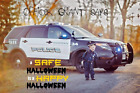 Realistic Police Officer Costume Policeboy Cosplay Outfit Halloween Cop Uniform