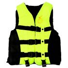 Jacket Life Vest Swimming Safety Adult Boating Fishing Sports Sailing Inflatable