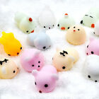 1pcs Cute Squishy Mini Animal Soft Toys Fidget Hand Silicone Squeeze Pinch Toy
