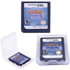 Best Nds Games - Pokemon SoulSilver / HeartGold Version Game Card Fits Review