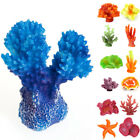 Aquarium Decoration Artificial Coral For Fish Tank Resin Ornaments 13 Styles
