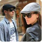 Men's Newsboy Gatsby Cap Ivy Hat Golf Driving Flat Cabbies Beret Driver Hats