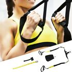 Training Agility Ladder Speed Suspension Straps Power Trainer Exercise Sport Gym