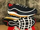 NIKE AIR MAX 97 NAVY HABANERO BLUE 921826-403 NEW 2018 MEN'S SZ 8 & 11 SHIPS NOW