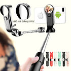 2018 Selfie Stick Bluetooth Mirror Suit per fotocamera posteriore HD 360° New