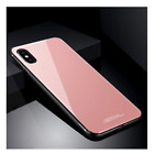 Case Brand Iphone X 7 8 Plus 6S Fashion Cover Snake Mirror Cute Soft Glass Gift