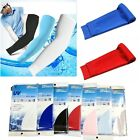 Внешний вид - 1pair Cooling Athletic Sport Skins Arm Sleeves Sun Protective UV Cover Golf