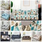 1/2/3/4 Seat Sofa Couch Cover Sectional Stretch Elastic Fabric L Shape Slipcover