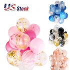 "12"" Confetti Latex Balloons Wedding Birthday Party Decoration 20 Per Bag"