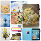 """For iPad 9.7"""" 2018 6th/Air 2/Pro 10.5/Mini 2 3 4 Smart Leather Stand Case Cover"""