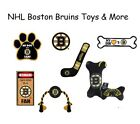 Boston Bruins Dog Toys and More  NHL  U Choose $13.1 USD on eBay