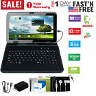 🔥US 9  Tablet PC Android Quad Core 8GB HD Dual Camera WiFi Bundle With Keyboard