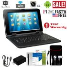 "🔥us 9"" Tablet Pc Android Quad Core 8gb Hd Dual Camera Wifi Bundle With Keyboard"