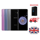 New Samsung Galaxy S9 Plus 64GB 128GB 256GB Dual Sim Unlocked Next Day Delivery