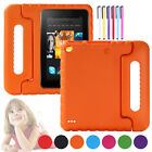 Kids Shockproof Foam Handle Case Cover For Amazon Kindle Fire HD 8 2018/Fire 7