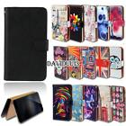 Leather Smart Stand Wallet Case Cover For Various Vivo Y Series SmartPhones