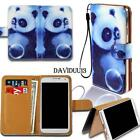 Leather Smart Stand Wallet Case Cover For Various NUU Mobile Phones