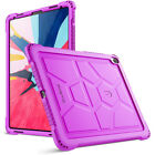 """For Apple iPad Pro 12.9 (2018) Case Poetic TurtleSkin """"Shockproof"""" Cover 4Color"""