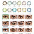 Vibrant Color Contacts Eye Lenses Colorblends Cosmetic Makeup Lens LAST 1 YEAR!