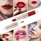 2 in 1 Long Lasting Waterproof Lip Liquid Pencil Matte Lipstick Lip Gloss Makeup