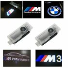 Cree Led Lamp Laser Projector Logo For Bmw Door Courtesy Puddle Shadow Light