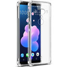 For HTC U12 U11 Life Plus U Play Slim Shockproof Soft Clear Hybrid Case Cover
