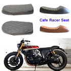 New Hump & Flat Saddle Cafe Racer Seat Cushion For Honda CB CL Suzuki Yamaha XJ $44.75 USD on eBay