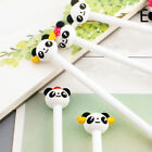 1 Piece Panda Gel Pen Black Ink Student Stationery School Office Supplies Gifts