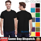 Gildan Plain Mens Heavy Cotton T-Shirts Blank 100% Cotton T Shirt S-XL G500 image