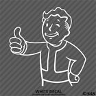 Art For Home Decorating Fallout 76 Pipboy / Vault Boy Vinyl Decal Sticker V2 - Choose Color Make Home Decor Craft Ideas