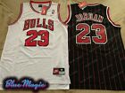 New Michael Jordan Throwback Swingman Jersey #23 Chicago Bulls Mens USA S-XXL