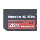 Memory Stick MS Pro Duo Memory Card HX For Sony PSP 8GB 16GB 32GB