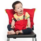 Baby Portable Seat Kids Feeding Chair For Child Infant Safety Belt Booster Seat