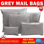 13 x 19 inch Strong Grey Mailing Post Mail Postal Bags Poly Postage Self Seal