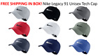Внешний вид - SHIPS FREE IN BOX 2019 Nike Golf Legacy 91 TOUR HAT Swoosh Cap Hat Unisex 892651