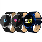 Men Women Waterproof Bluetooth Smart Watch Phone Mate For Android iPhone Samsung image