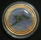 100 Years of Flight 2003 Gold Plated Medal from Westminster Collection