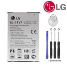 New OEM Original LG G4 BL-51YF Rechargeable Li-ion Battery Replacement 3000mAh