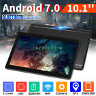 USA 64GB+4G Android 7.0 Tablet PC Octa 8 Core HD WIFI Bluetooth 2 SIM 4G 10.1''