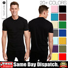 Next Level Apparel Premium Mens Crew Neck T- Shirt 3600 Soft Basic T Shirt Tee