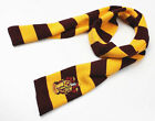 Harry Potter Gryffindor Hufflepuff House Cosplay Knit Wool Costume Scarf Wrap US