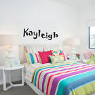 Custom Fun Name - Personalized Nursery & Kids Room Wall Decals