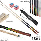 SET OF POOL CUES New Two-Piece Billiard House Pool Cues Stick $27.59 USD on eBay