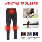 FF07 Hot Electric Heated Pants 5-12v USB Cotton Body Warmer Elastic Trousers